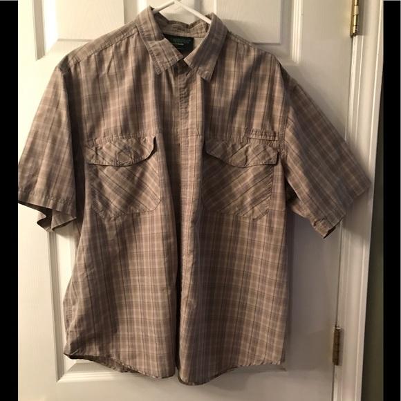 tallwoods Other - Men's shirt, short sleeve